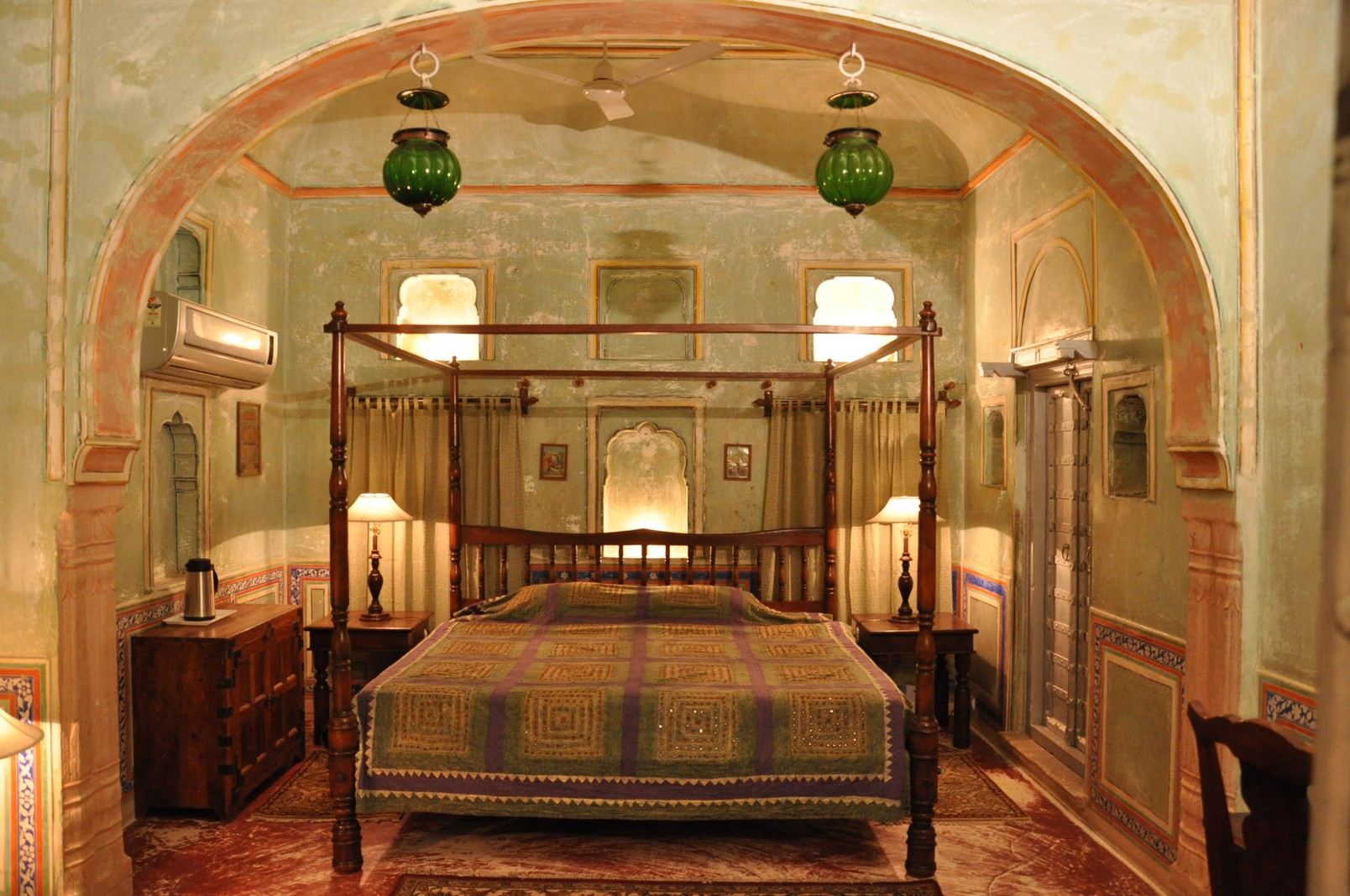 5 star hotels in ranthambore