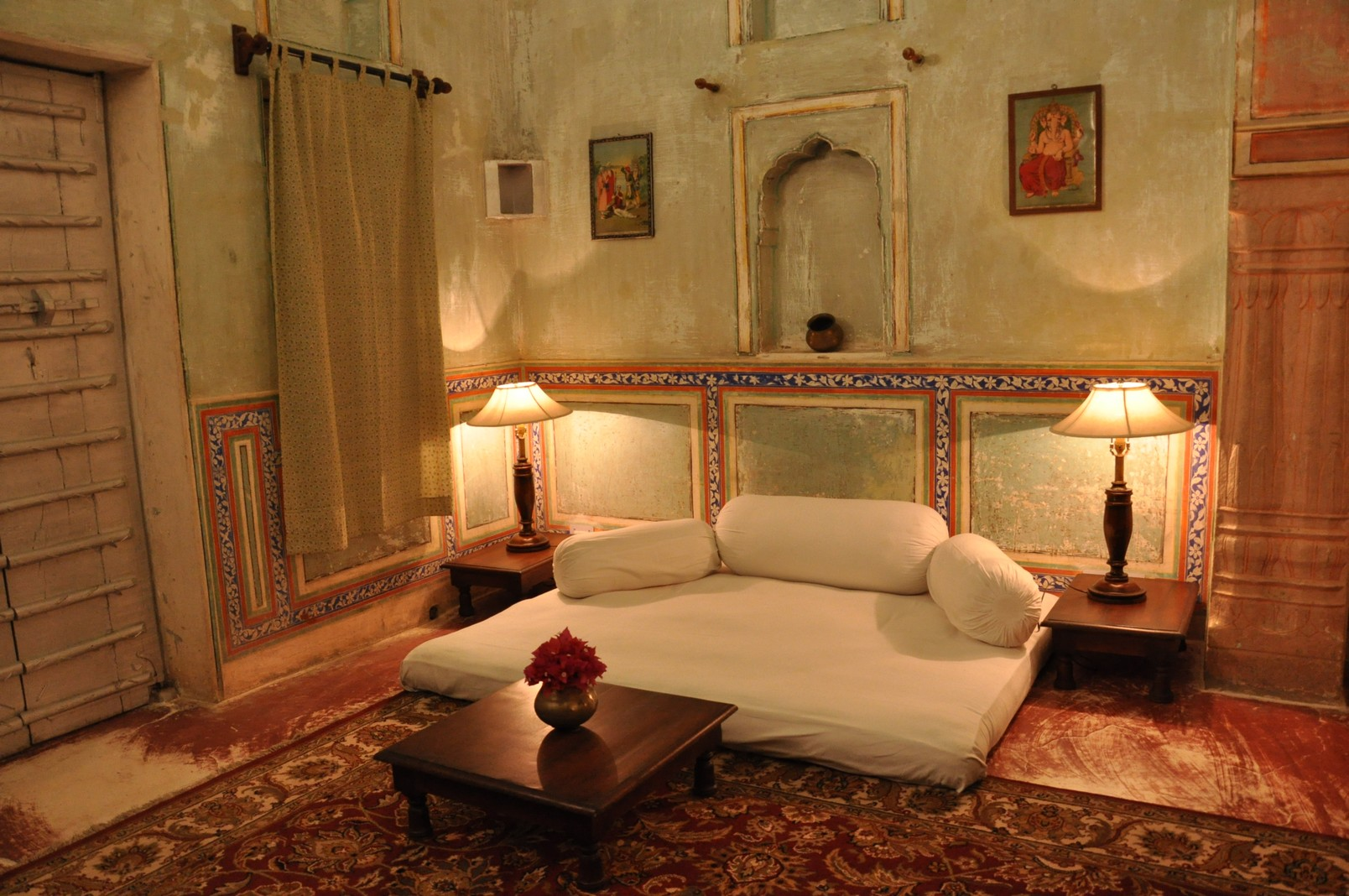 top 5 hotels in ranthambore